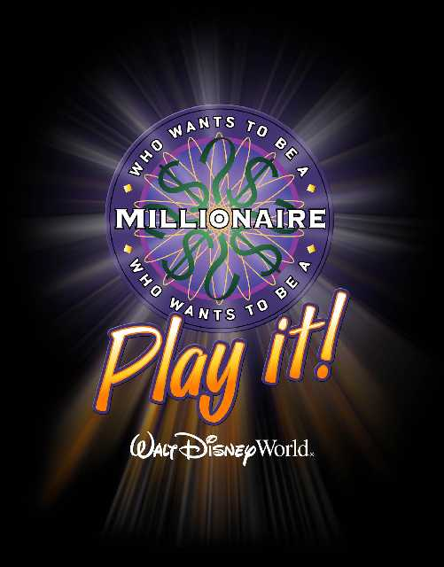 Who Wants to be a Villionaire - Disney Online